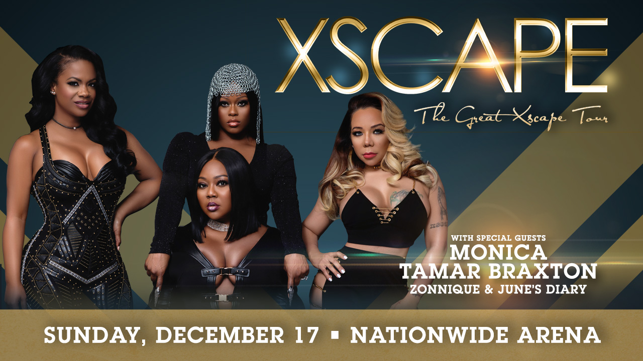 Xscape Tour Columbus