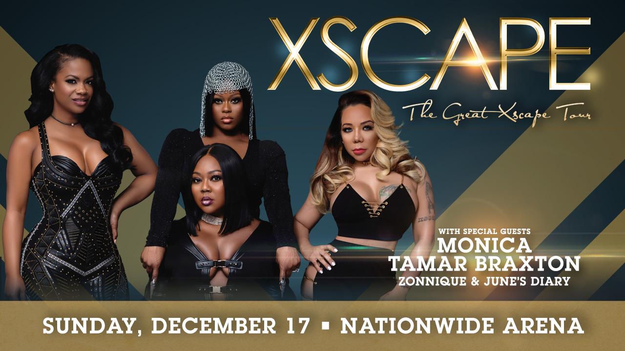 Xscape Tour Columbus