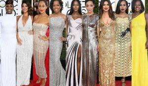 Golden Globes Collage