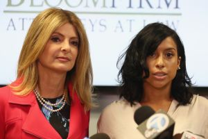 Lisa Bloom And Montia Sabbag Hold Press Conference Over Kevin Hart Scandal