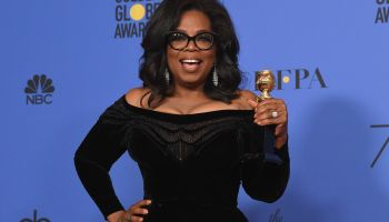 NBC's '75th Annual Golden Globe Awards' - Press Room