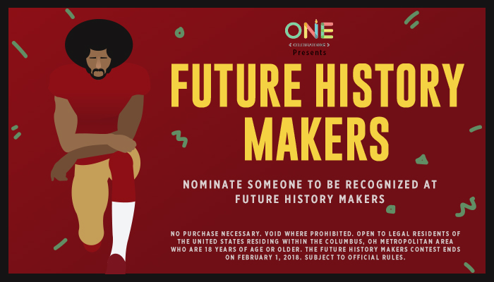 2018 Future History Makers_Contest