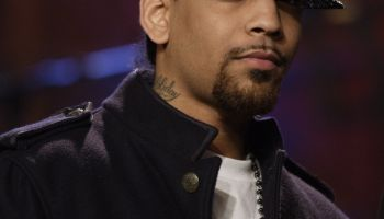 The Tonight Show with Jay Leno - J. Holiday
