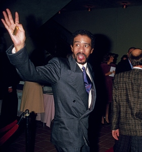 USA - Richard Pryor - 'Three Men and a Baby' Premiere in Los Angeles