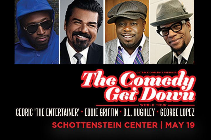 The Comedy Get Down - Columbus