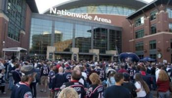 blue jackets opening night