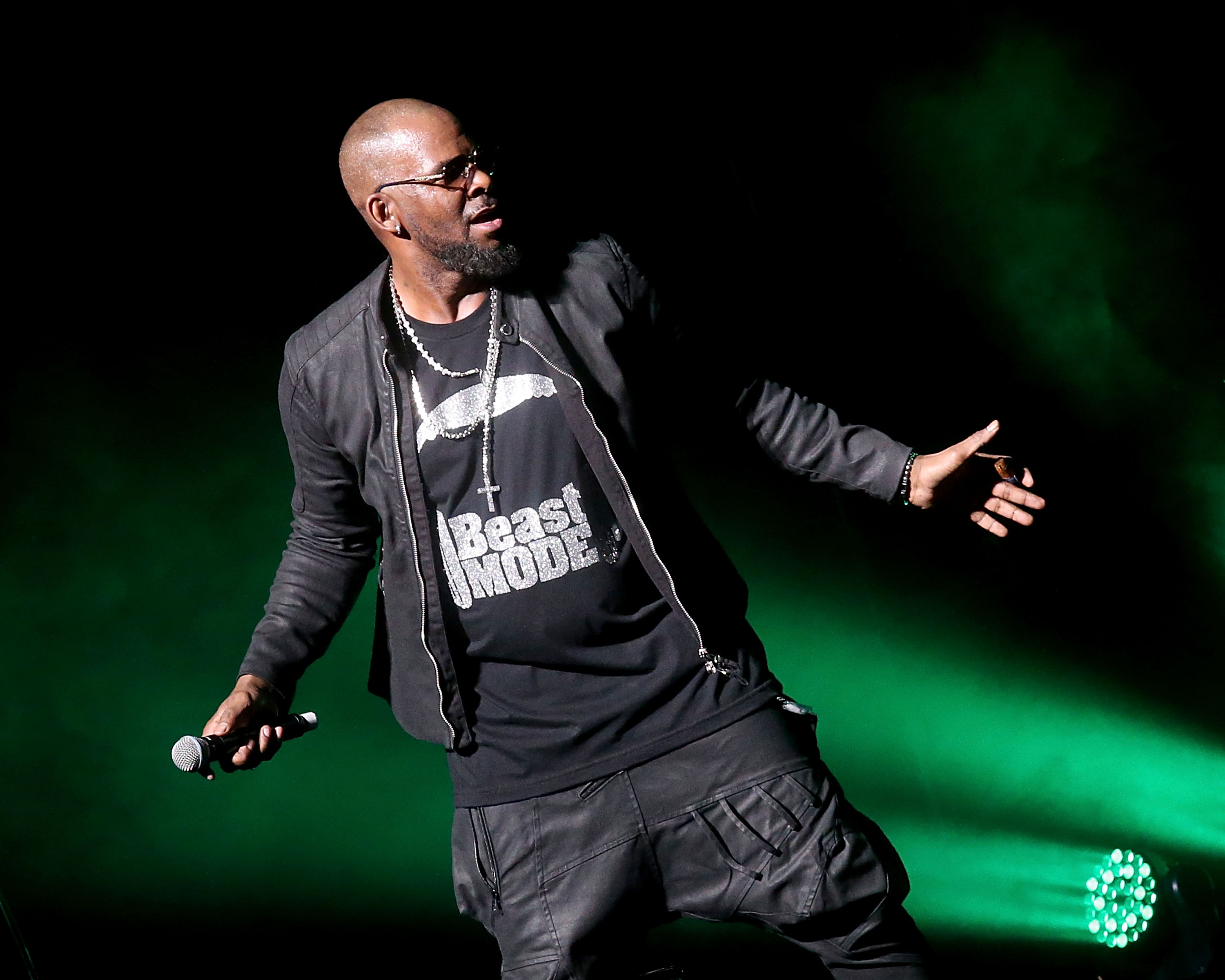 R. Kelly In Concert - Austin, TX