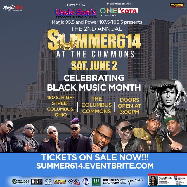 Summer 614 Columbus