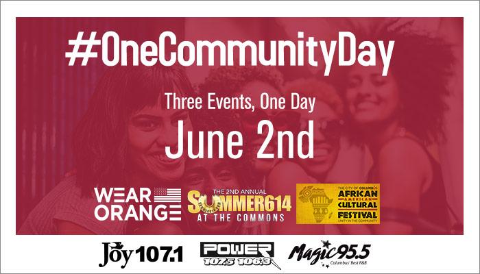 One community Day
