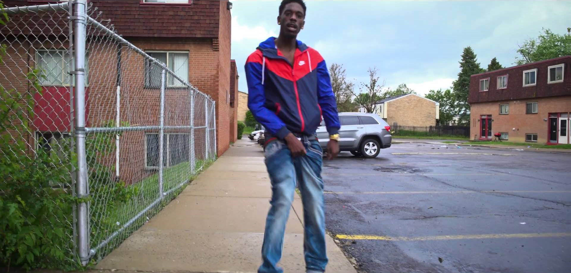 Rapper Jimmy Wopo