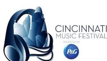 Cincinnati Music Festival logo