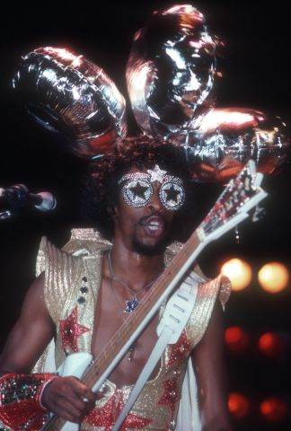 Photo of Bootsy Collins