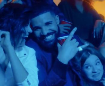 Drake I'm Upset video