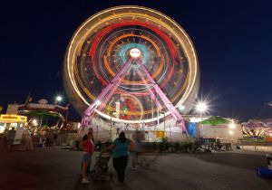 In A Tight Economy, Local Fairs Provide Summer Entertainment