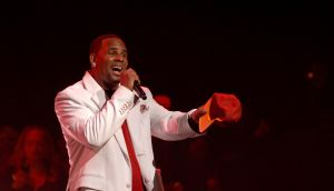 R. Kelly Performs At Madison Square Garden