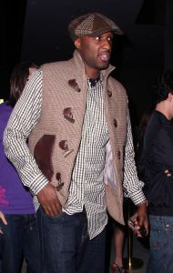 LAMAR ODOM OUT IN LA.