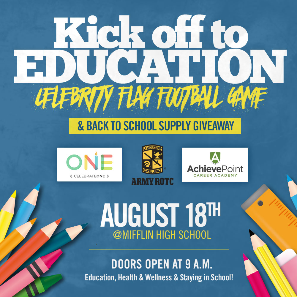 Kick Off to Education