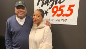 John Witherspoon and Nia Noelle