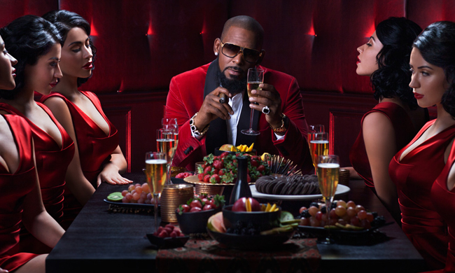A New R. Kelly Sex Tape Has Been Handed to Authorities! Details On What's On It Here!