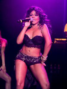Lil Kim in Concert