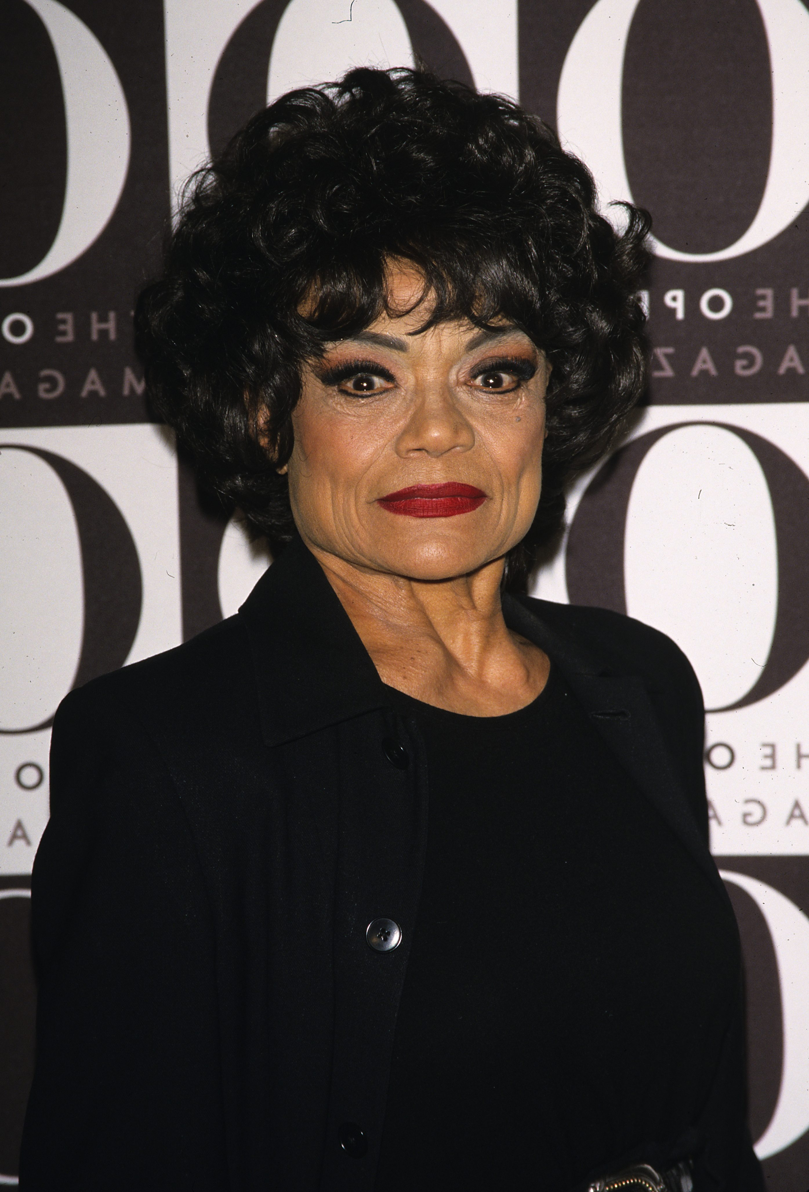 USA: Eartha Kitt