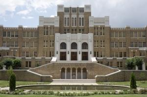 Central High School exterior.