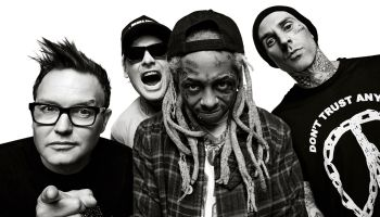 Blink 182 x Lil Wayne Tour