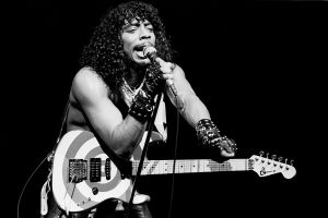 Rick James At The Holiday Star Theater