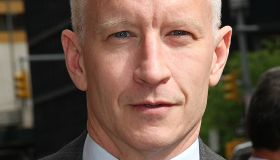 Anderson Cooper at 'The Late Show with Stephen Colbert' in NYC
