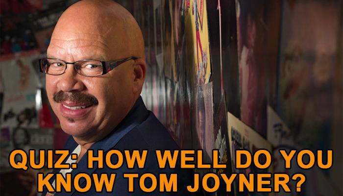 Tom Joyner Quiz