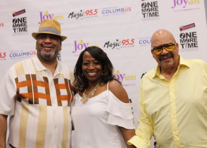 Tom Joyner Meet and Greet at the One More Time Experience in Columbus
