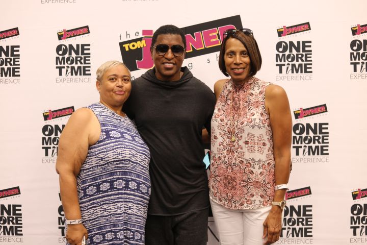 Babyface Meet and Greet at the One More Time Experience in Columbus