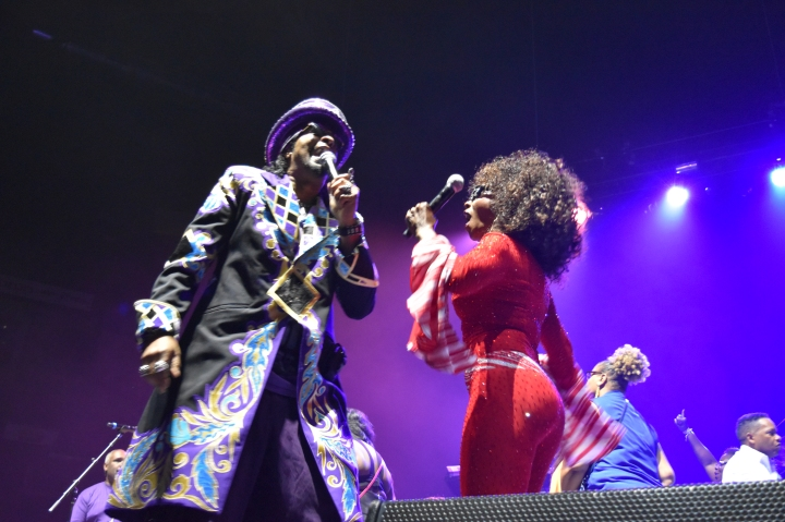 Bootsy Collins House Party at the One More Time Experience Columbus