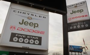 Auto Sales Rise In November With Chrysler Leading The Pack