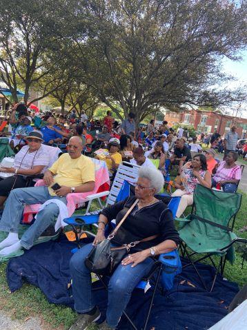 The Heritage Festival: Lakeside Band