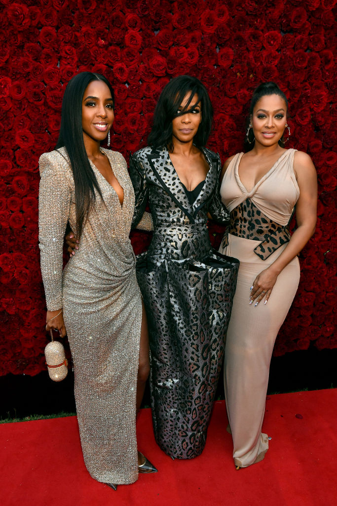 Kelly Rowland, Michelle Williams and La La Anthony