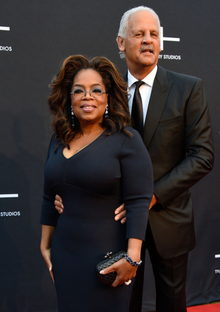 Oprah and Steadman