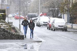 Scottish Seasonal weather in the borders