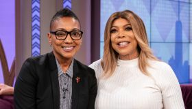 Robyn Crawford and Wendy Williams