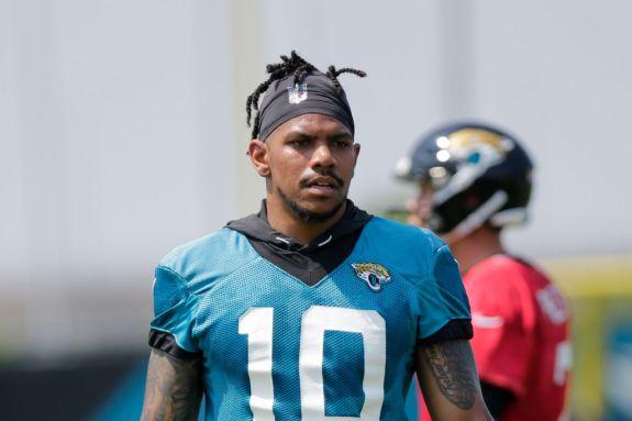 NFL: JUN 03 Jacksonville Jaguars OTA