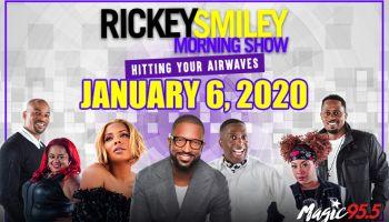 Rickey Smiley Coming Soon Artwork WXMG