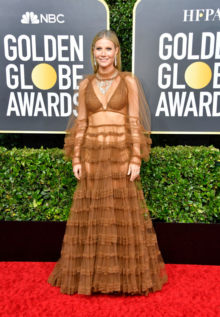 Gwyneth Paltrow in Fendi