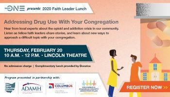 Nationwide Foundation Faith Luncheon