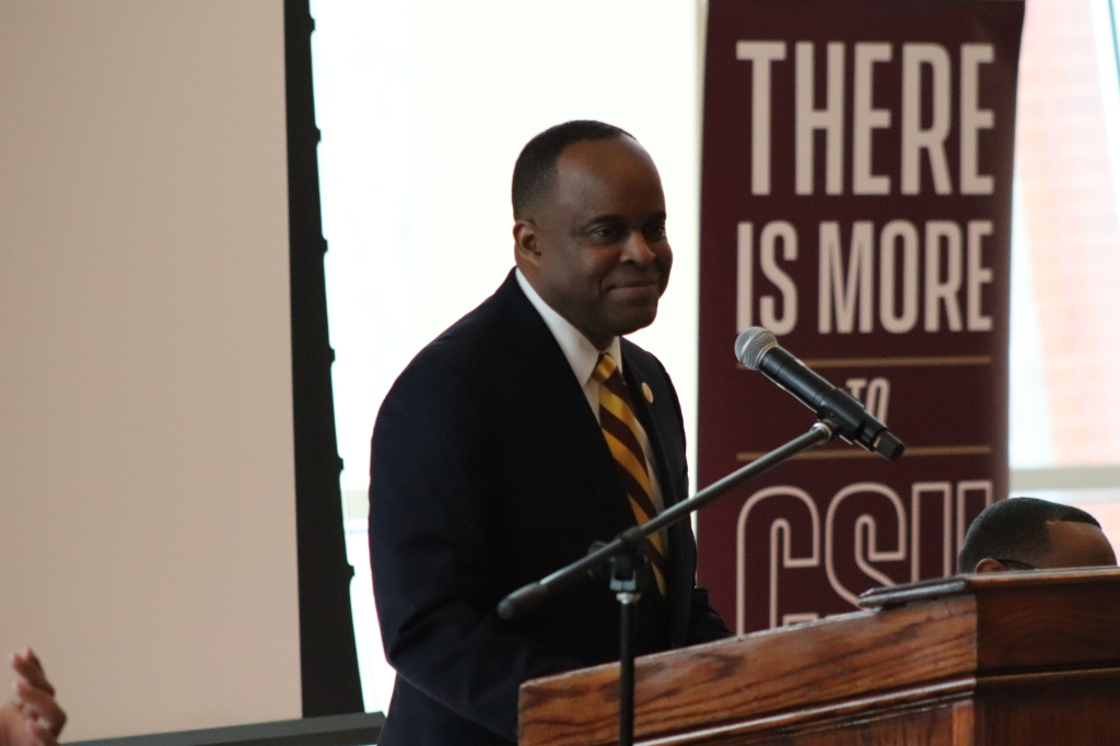 Central State University Names Jack Thomas The New President