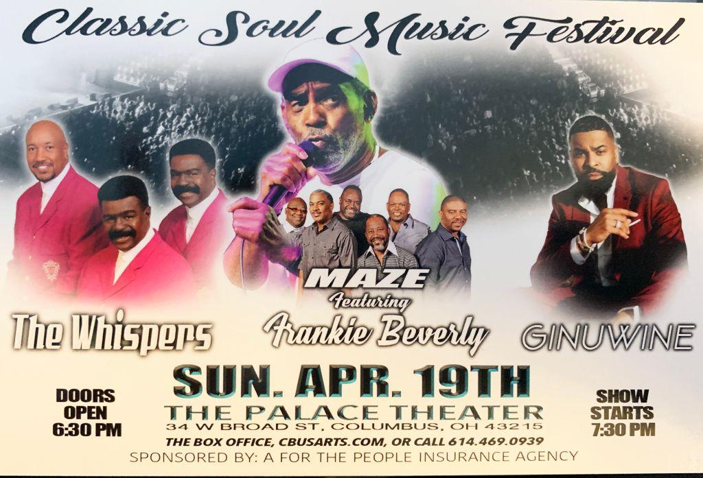 Classic Soul Music Festival