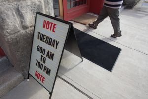 New Hampshire Voters Head To The Polls For State's Primary