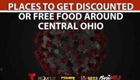 COVID-19 Food aid graphic central ohio