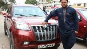 Kantanka - Ghanaian built automobile
