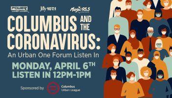 COVID-19 Urban One Forum Columbus