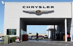 Chrysler Reports First Net Profit Since Emerging From Bankruptcy